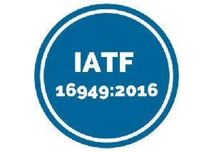 IATF 16949:2016 Registration