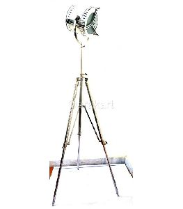 Vintage Style Telescopic Spotlight Floor Lamp