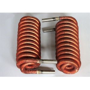 Finned Cooling Coil