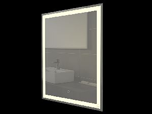 Standard LED Mirrors with Touch On/Off