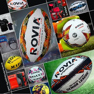 Rugby Balls Match, Training, and Accessories