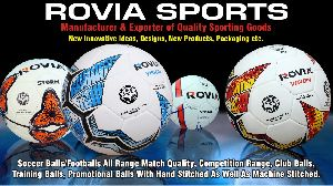 Soccer balls all range Match quality, competition range, club balls, training balls