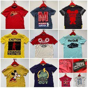 Boys Cotton T-Shirts 02