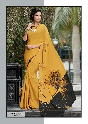Crepe Silk Saree 02