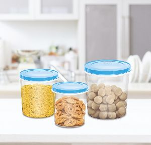 STOREX CLEAR CONTAINER SET