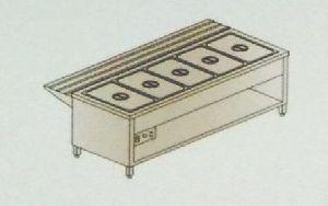 Fabricated Bain Marie Cabinet