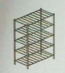 Fabricated Pot Rack