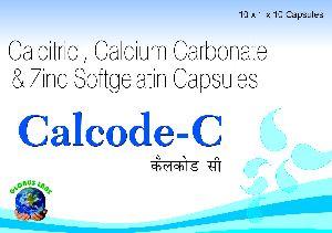Calcode-C Capsules