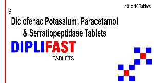 Diplifast Tablets
