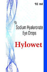Hylowet Eye Drop
