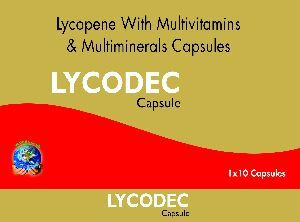 Lycodec Capsules