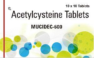 Mucidec-600 Tablet