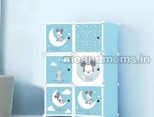 Foldable Storage Cabinet 02