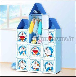 Foldable Storage Cabinet 03