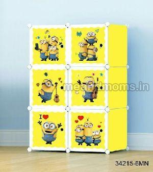 Foldable Storage Cabinet 04
