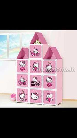 Foldable Storage Cabinet 05