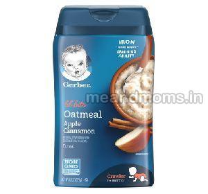 Gerber Multigrain Baby Cereal 01