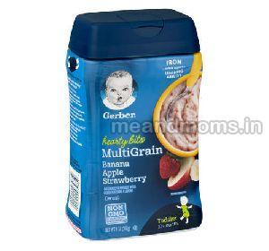 Gerber Multigrain Baby Cereal 02