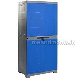 Plastic Storage Cabinet 01