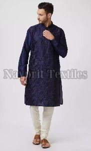 Semi Stitched Kurta For Men