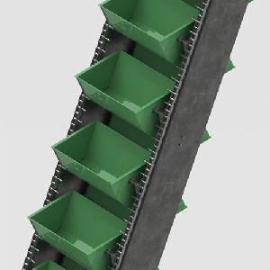 Bucket Elevator Conveyor Belt