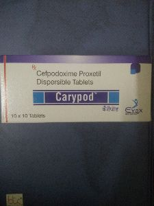 Carypod-200 Tablets