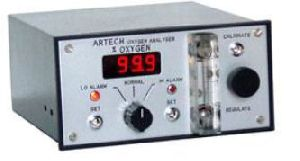 Digital Oxygen Analyser