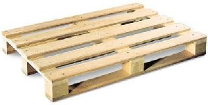 ISPM-15 Heat Treated Wooden Pallets