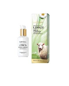 LANOLIN FACIAL CLEANSER WITH APPLE & OLIVE LEAF