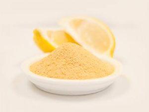 Yellow Lemon Powder