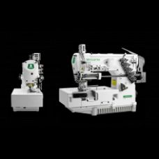 Flat Type High Speed Direct Drive Interlock Sewing Machine