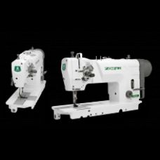High Speed Direct Drive Twin-Needles Lockstitch Sewing Machine