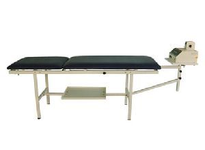 Three Fold Treatment Table Manual