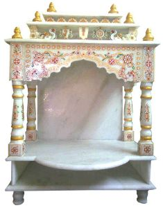 Small Marble Temples