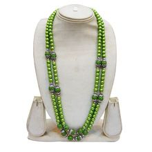 party wear beaded jewelries necklace