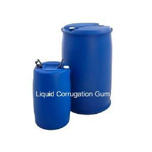 Corrugation Gum Liquid
