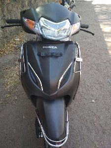 Two Wheeler Side Guard