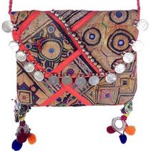 Traditional Indian Handmade women Lady bag