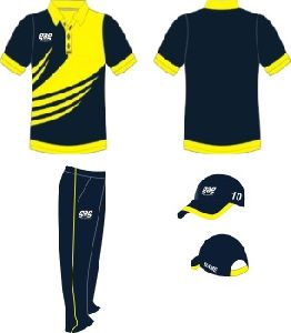New Design Cricket Jersey