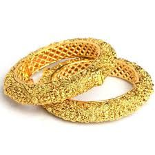 Antique Golden Bangles