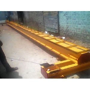 Single Girder EOT Crane
