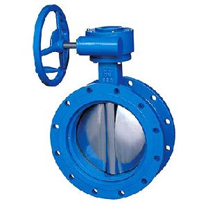 Flange Type Butterfly Valves