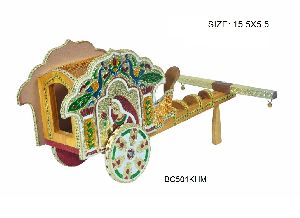 handicraft bullock cart