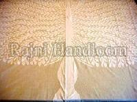 Applique Handmade Bed Sheet