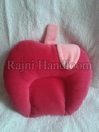 Apple Shaped Baby Pillow