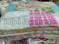 Cotton Patchwork Bed Cover
