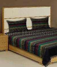 Rajni Handloom Double Bed Sheet