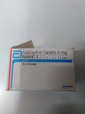 Ivabid 5mg Tablets