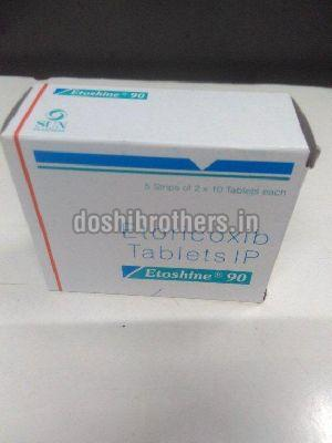 Etoshine 90mg Tablets