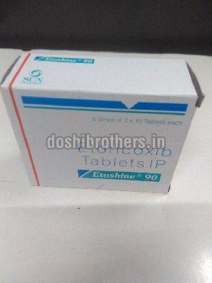 Etoshine 90mg Tablets